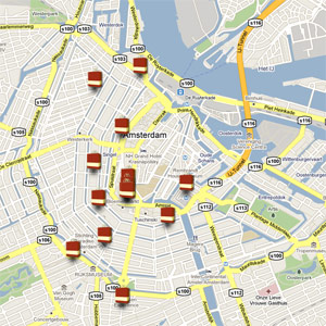 Shopping Map